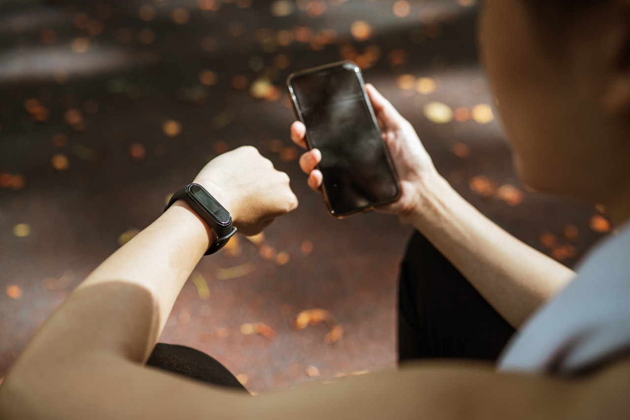 fitness app for phones
