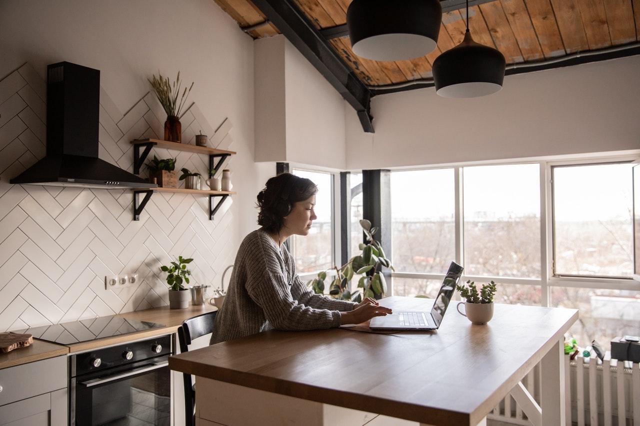 amazon apartment kitchen